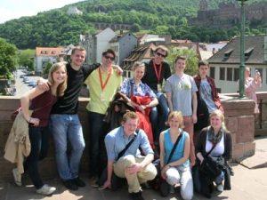 Gruppenbild Katholikentag 2012