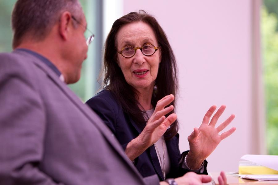 Prof. Eveline Goodman-Thau