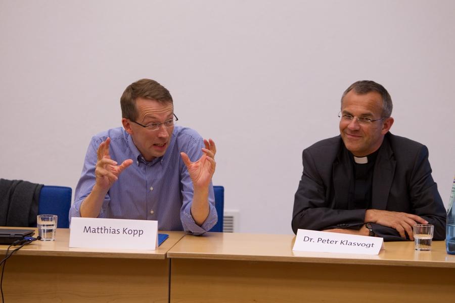 Matthias Kopp - Pressesprecher der Dt. Bischofskonferenz