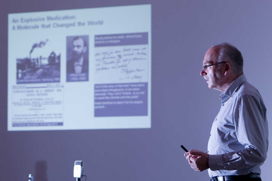 Vortrag Prof. Dr. Johannes Stasch