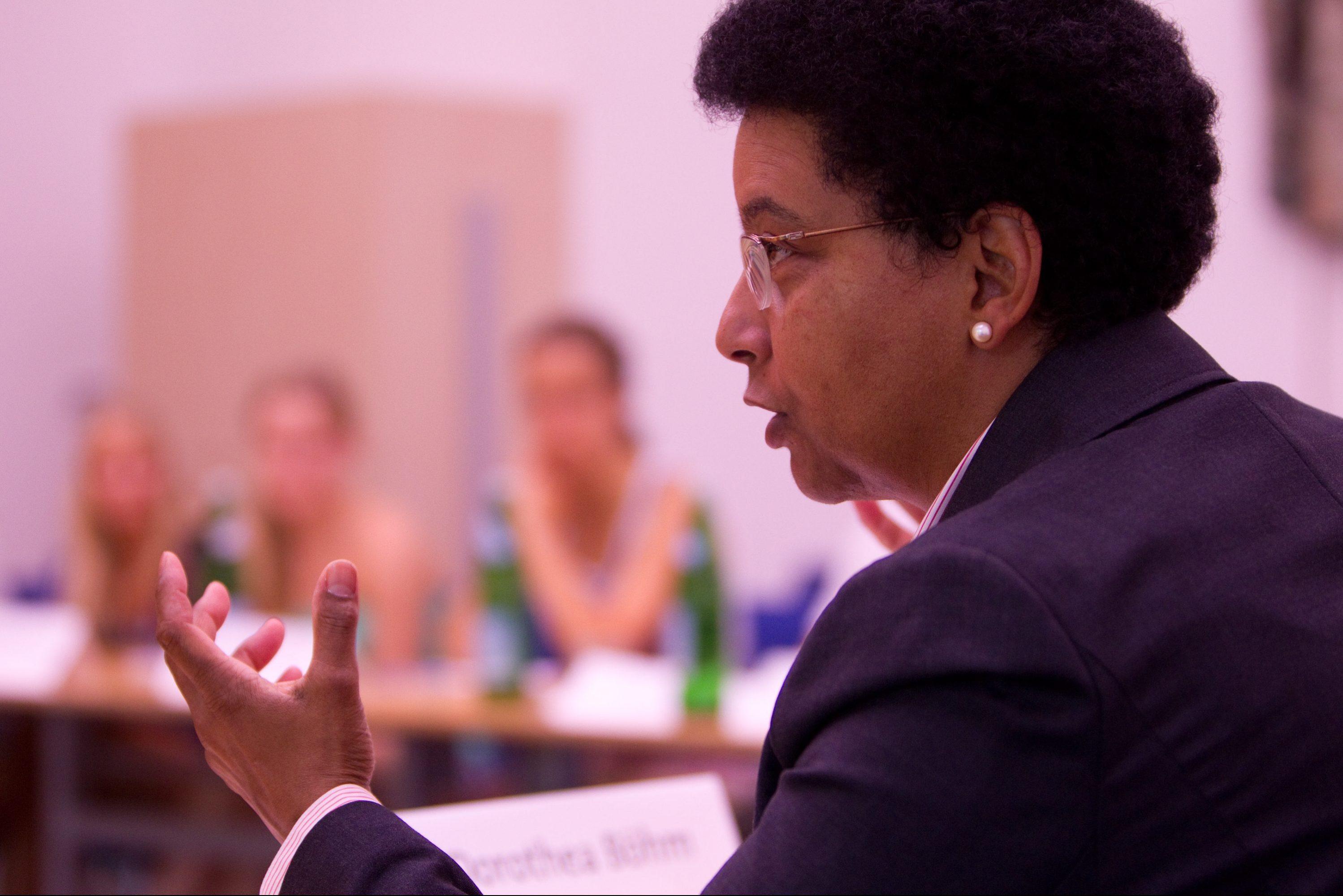 Potentialanalyse für Abiturienten mit Dorothea Böhm