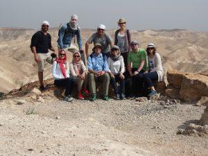 Campus-Weggemeinschaft in Israel
